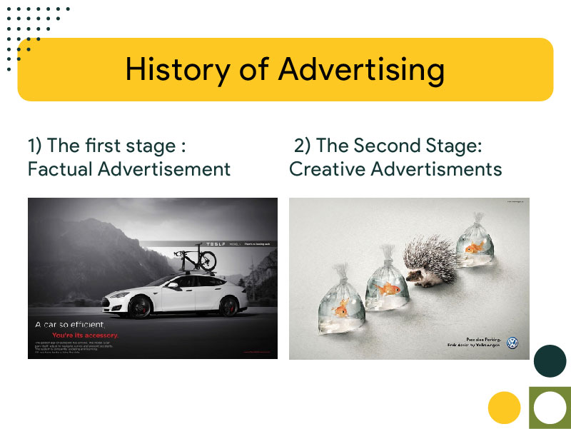 Stages of Advertising